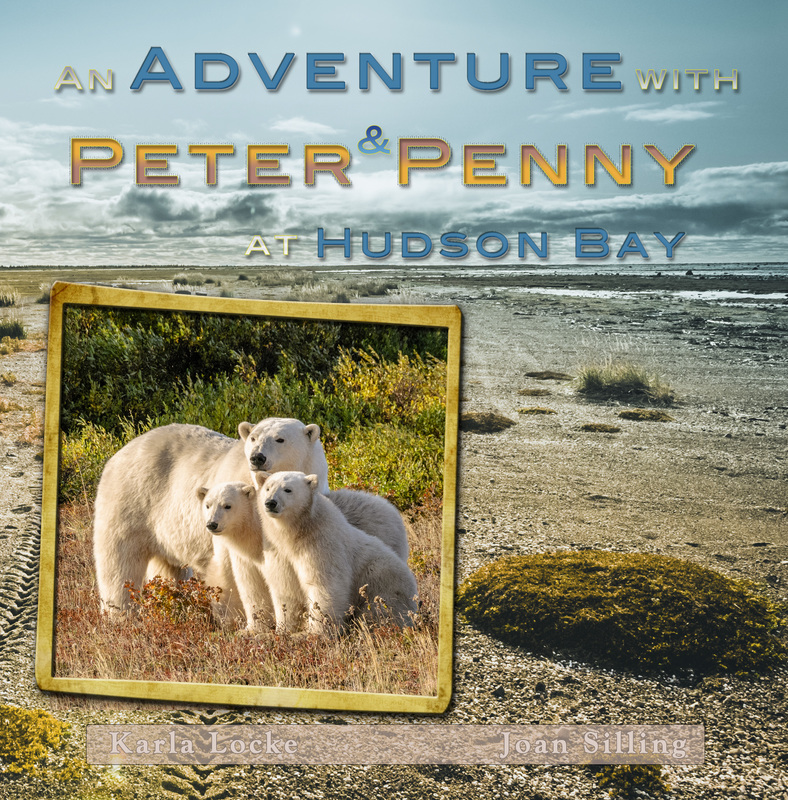 An Adventure with Peter and Penny - Joan Silling Karla Locke