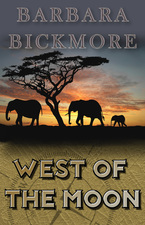 West of the Moon by Barbara Bickmore