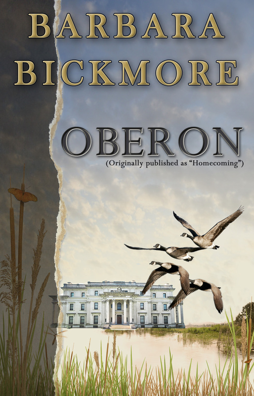 Oberon by Barbara Bickmore