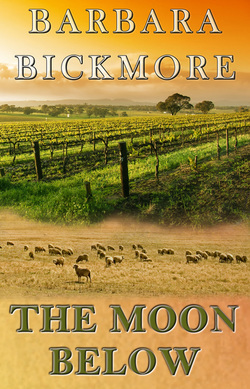 The Moon Below by Barbara Bickmore